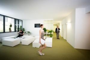 Startup-Büro