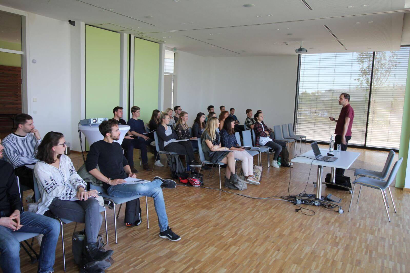 Neueröffnung Campus Wien