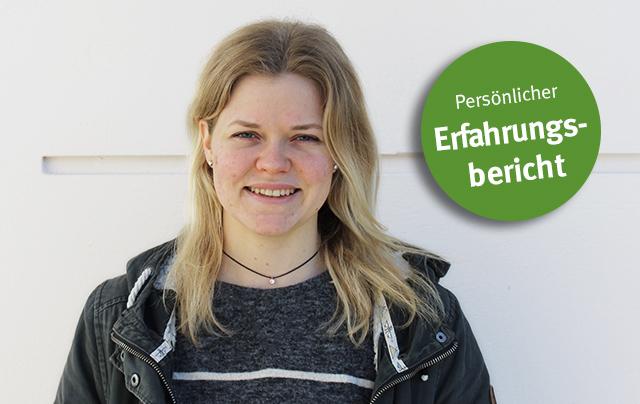 Patricia Fuchs Studentin