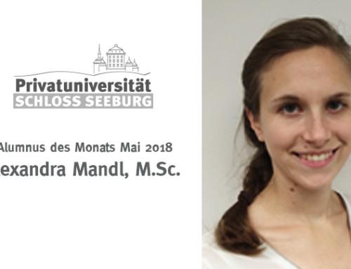 Alumna des Monats – Mai 2018