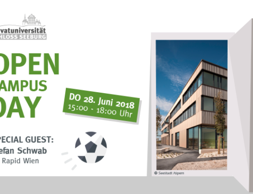 Open Campus Day in Wien