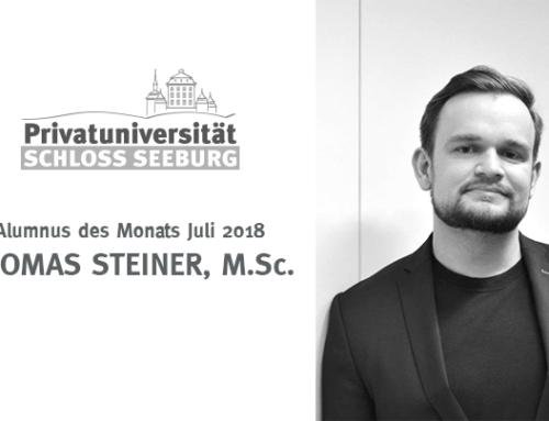 Alumni des Monats – Juni 2018