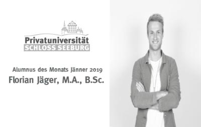 Alumni des Monats Jänner 2019